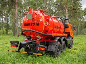 Иконка АКН-10ОД на шасси КАМАЗ 43118-3027-46 (КО-505)