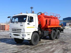 Иконка АКН-10 на шасси КАМАЗ 43118-46 (КО-505А)
