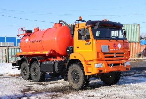Иконка АКН-10 на шасси КАМАЗ 43118-50