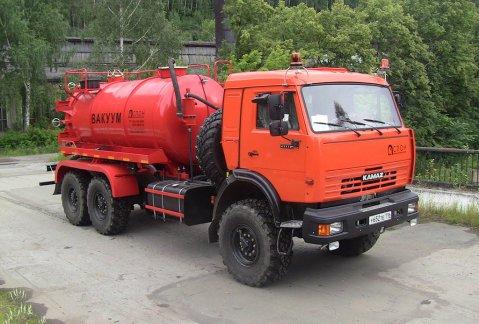 Иконка АКН-10ОД на шасси КАМАЗ 43118-10