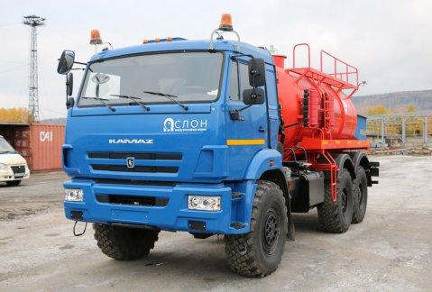 Иконка АКН-10 на шасси КАМАЗ 43118-46