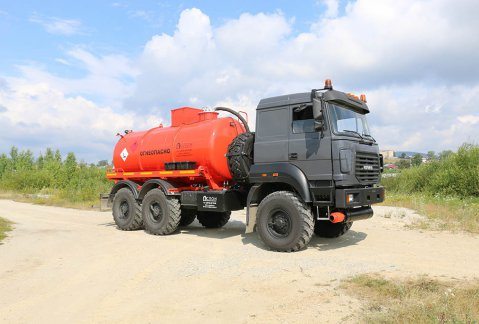 Иконка АКН-10ОД на шасси УРАЛ 5557-80М